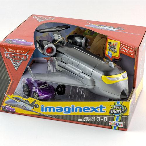 Imaginext Cars  Plane