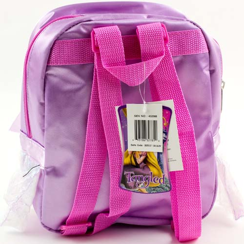 5210d034a0c Disney Tangled Rapunzel Girls Mini BACKPACK Lunch Box Bag Tote w on ...