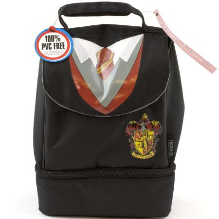 Harry Potter School Insulated Lunch Box Tote Bag Cape Ebay