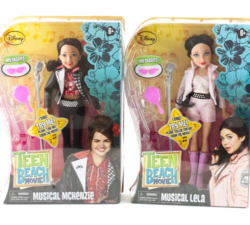 From Teen Beach Movie Toys : Disney teen beach movie musical lela mckenzie singing