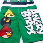 Angry Birds Swim Trunks